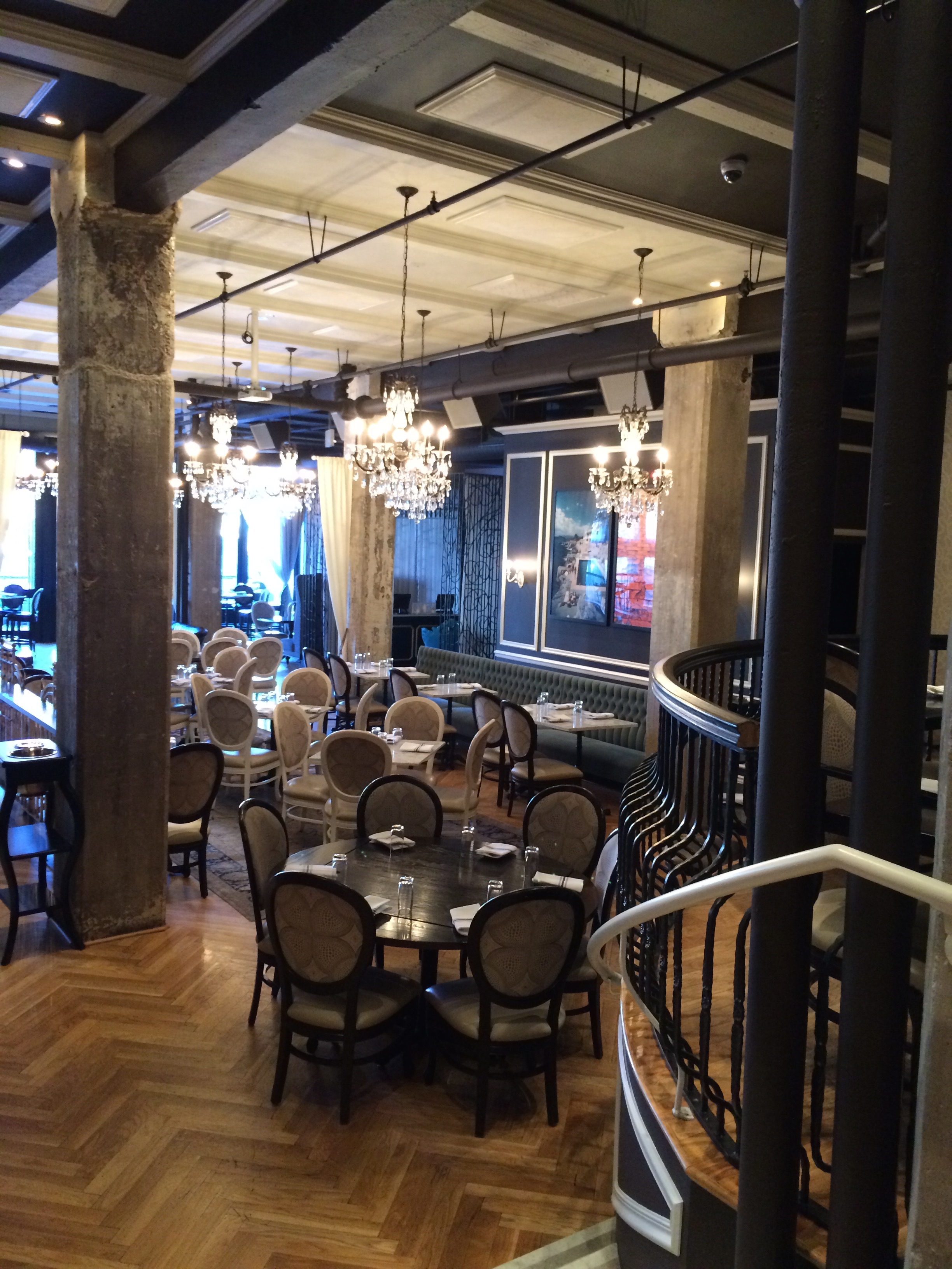 Nellcôte Restaurant